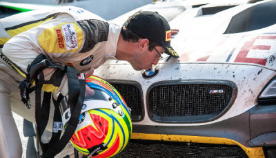 Total 24 Hours of Spa, Spa Francorchamps, Alexander Sims (GBR), No 99, Rowe Racing, BMW M6 GT3.
