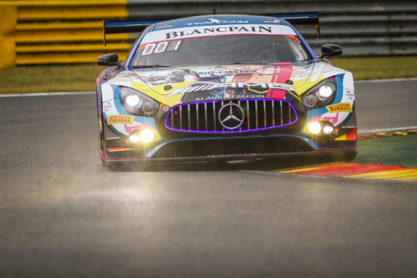 24h-Spa-2019-Black-Falcon-Mercedes-AMG-GT3-Nr.4-in-Fuehrung