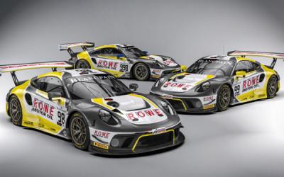 24h-Spa-2019-Preview-Rowe-Racing-Porsche-911-GT3-R