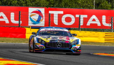 24h-Spa-2019-freies-Training-Black-Falcon-Mercedes-AMG-GT3-Nr.4
