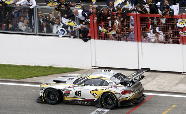 BMW 24h Spa-Francorchamps 2016