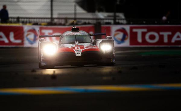 #8 Toyota Gazoo Racing 24h Le Mans (c) FIAWEC, Joao Filipe