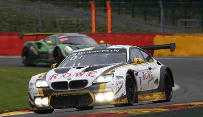 #99 Rowe Racing, BMW BMW M6 GT3, Philipp Eng, Alexander Sims, Maxime Martin, 24 Stunden Spa-Franchorchamps 2016