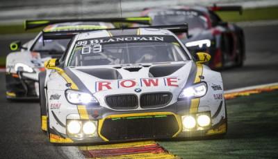 #99 Rowe Racing BMW M6 GT3 Philipp Eng, Alexander Sims, Maxime Martin