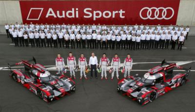 Audi feiert den 10-jährigen Einsatz seines TDI