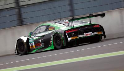 ADAC-GT-Masters-2016-Lausitzring-Yaco-Racing-Audi-R8-LMS-von-hinten