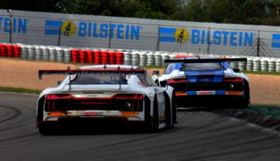 ADAC-GT-Masters-2016-Nuerburgring-Audis-R8-LMS-von-hinten