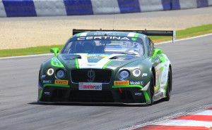 ADAC-GT-Masters-2016-Red-Bull-Ring-erstes-freies-Training-Bentley-Continental-GT3-Nr9