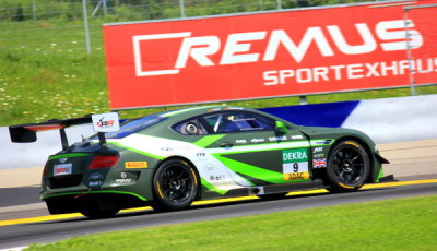 ADAC-GT-Masters-2016-Red-Bull-Ring-zweites-freies-Training-Bentley-Continental-GT3-Nr9