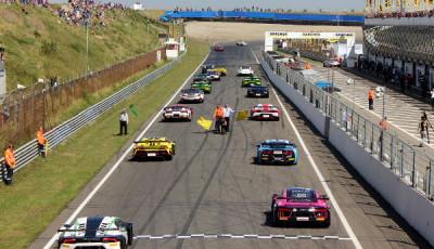ADAC-GT-Masters-2016-Zandvoort-Start-Rennen-1