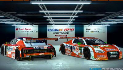 ADAC-GT-Masters-2016-kfzteile24-APR-Motorsport-neuer-Audi-R8-LMS