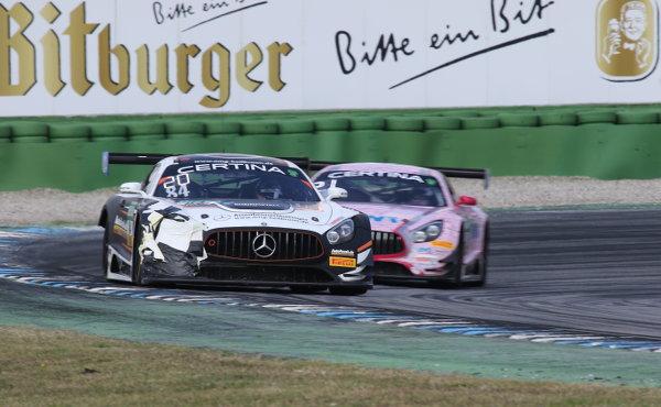 ADAC-GT-Masters-2017-Hockenheimring-Rennen-1-HTP-Motorsport-Mercedes-AMG-GT3-Nr.84