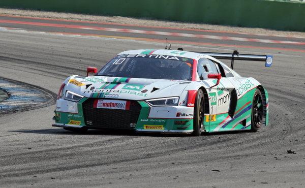 ADAC-GT-Masters-2017-Hockenheimring-Rennen-1-Land-Motorsport-Audi-R8-LMS-Nr.1