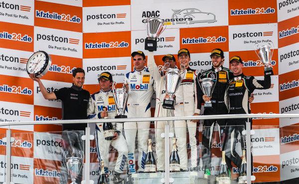 ADAC-GT-Masters-2017-Lausitzring-2017-Rennen-1-Siegerehrung