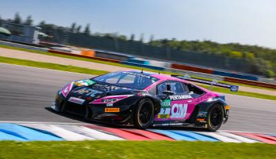 ADAC-GT-Masters-2017-Lausitzring-HB-Racing-Lamborghini-Huracan-GT3-Nr.7-Norbert-Siedler