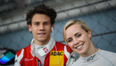 ADAC-GT-Masters-2017-Lausitzring-Mikaela-Ahlin-Kottulinksy-Ricardo-Feller