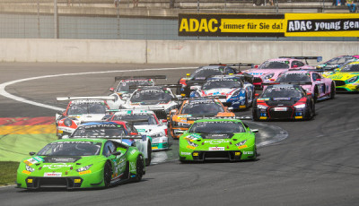 ADAC-GT-Masters-2017-Lausitzring-Start-Rennen-2