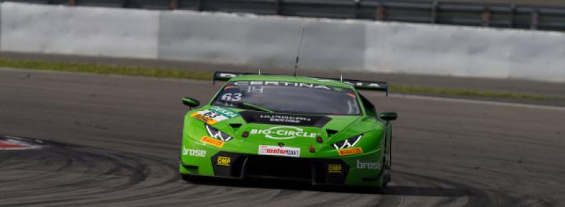 ADAC-GT-Masters-2017-Nuerburgring-Grasser-Racing-Lamborghini-Huracan-GT3-Nr.63