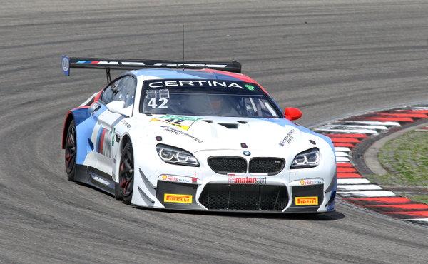 ADAC-GT-Masters-2017-Nuerburgring-Rennen-2-Schnitzer-BMW-M6-GT3-Nr.42