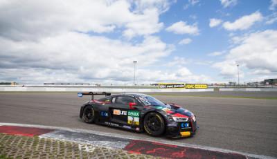ADAC GT Masters Nürburgring Aust Motorsport Audi R8 LMS Nr. 3