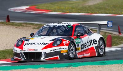 ADAC GT Masters Oschersleben 2017 Herberth Motorsport Porsche 911 GT3 R Nr. 99