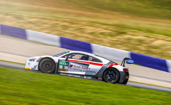 ADAC-GT-Masters-2017-Red-Bull-Ring-Audi-sport-racing-academy-Audi-R8-LMS-Nr.8-Mikaela-Ahlin-Kottulinksy