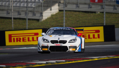 ADAC-GT-Masters-2017-Red-Bull-Ring-Schnitzer-Motorsport-BMW-M6-GT3-Nr.42