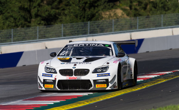 ADAC-GT-Masters-2017-Red-Bull-Ring-Senkyr-Motorsport-BMW-M6-GT3-Nr.11