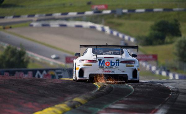 ADAC-GT-Masters-2017-Red-Bull-Ring-Zakspeed-Mercedes-AMG-GT3-von-hinten