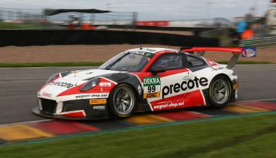 ADAC GT Masters Sachsenring Qualifying 2
