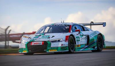 ADAC-GT-Masters-2017-Sachsenring-Quali-1-Land-Motorsport-Audi-R8-LMS-Nr.1