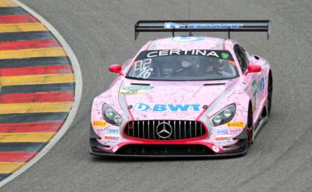 ADAC-GT-Masters-2017-Sachsenring-zweites-freies-Training-Muecke-Mercedes-AMG-GT3-Nr.26
