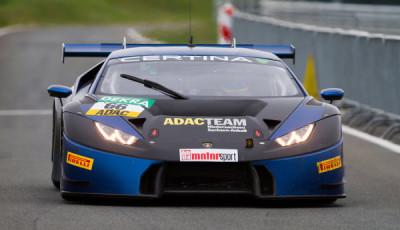 ADAC GT Masters, Oschersleben, Attempto Racing Lamborghini Huracan GT3 #66