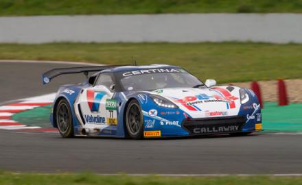 ADAC GT Masters, Oschersleben Test Callaway Competition Corvette