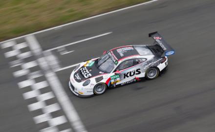 ADAC GT Masters, Oschersleben Test, Team75 Bernhard Porsche 911 GT3 R Nr17