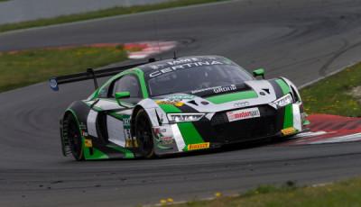 ADAC GT Masters, Test Oschersleben 2017, Yaco Racing Audi R8 LMS Nr 50