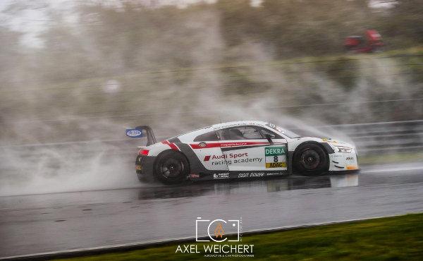 ADAC-GT-Masters-2017-Zandvoort-Rennen-2-Audi-sport-racing-academy-Audi-R8-LMS-Nr.8