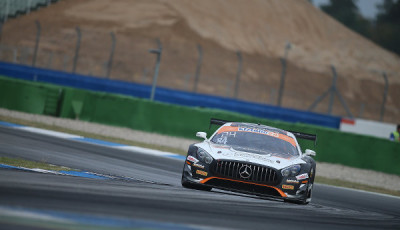 ADAC-GT-Masters-2018-Hockenheimring-AutoArenA-Mercedes-AMG-GT3-Nr.84