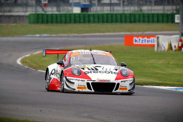 ADAC-GT-Masters-2018-Hockenheimring-Qualifying-1-Herberth-Motorsport-Porsche-911-GT3-R-Nr.99