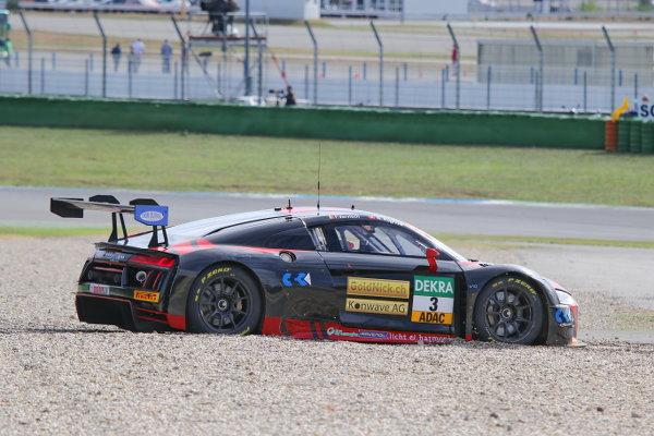 ADAC-GT-Masters-2018-Hockenheimring-Rennen-1-Aust-Audi-Nr.3.-m-Kies