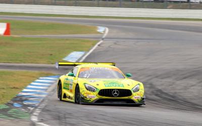 ADAC-GT-Masters-2018-Hockenheimring-Rennen-1-Qualifying-2-MANN-FILTER-HTP-Mercedes-AMG-GT3-Nr.47
