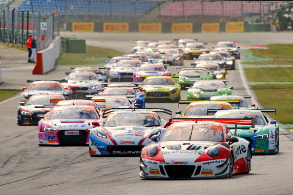 ADAC-GT-Masters-2018-Hockenheimring-Rennen-1-Start