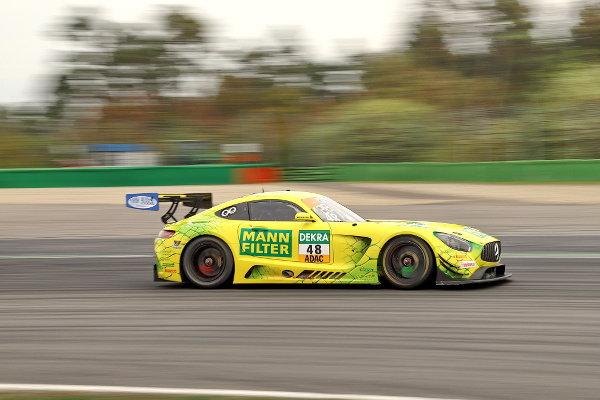 ADAC-GT-Masters-2018-Hockenheimring-Rennen-2-HTP-Motorsport-Mercedes-AMG-GT3-Nr.48