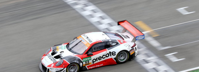 ADAC-GT-Masters-2018-Hockenheimring-Rennen-2-Herberth-Motorsport-Porsche-911-GT3-R-Nr.99