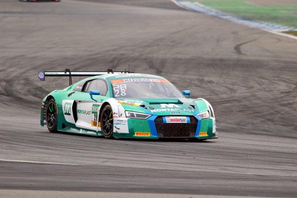 ADAC-GT-Masters-2018-Hockenheimring-Rennen-2-Land-Motorsport-Audi-R8-LMS-Nr.28