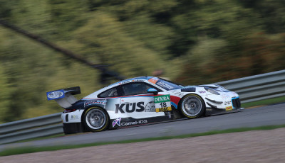 ADAC GT Masters 2018 Sachsenring Qualifying