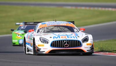 ADAC-GT-Masters-2018-Most-1-freies-Training-Zakspeed-Mercedes-AMG-GT3-Nr.21