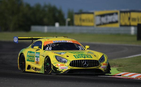 ADAC-GT-Masters-2018-Most-HTP-Motorsport-Mercedes-AMG-GT3-Nr.48