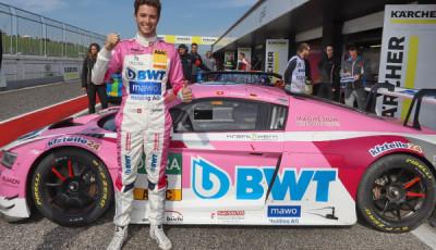 ADAC-GT-Masters-2018-Most-Qualifying-1-Jeffrey-Schmidt-Muecke-Motorsport-Audi-R8-LMS-Nr.26