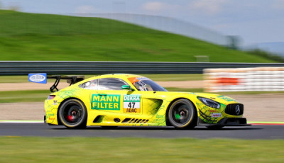 ADAC-GT-Masters-2018-Most-Qualifying-2-MANN-FILTER-HTP-Motorsport-Mercedes-AMG-GT3-Nr.47